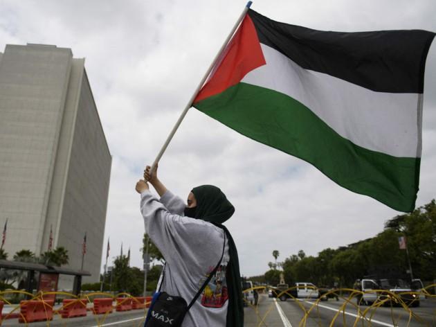 Der Staat Palästina ist völkerrechtlich umstritten. Derzeit erkennen immerhin 138 Länder der Welt den Staat Palästina an - Österreich gehört bisher nicht dazu. (Bild: AFP)