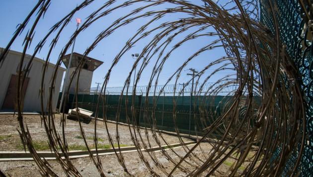 Eines der umstrittensten Gefängnisse weltweit: Guantanamo. (Bild: Associated Press)