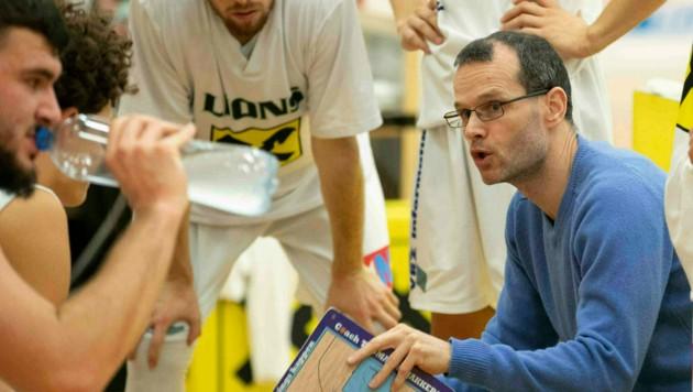 Lions-Coach Thomas Roijakkers verlässt die Dornbirner Basketballer nach nur einer Saison wieder. (Bild: Maurice Shourot)