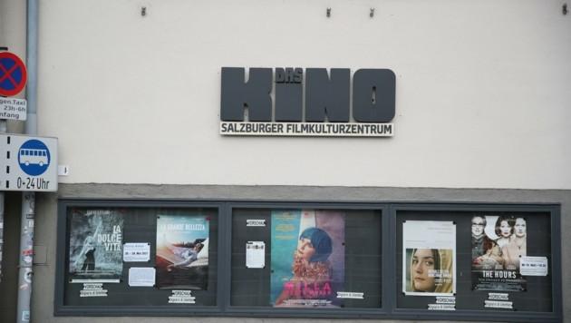 """Kooperation zwischen Salzburger """"Das Kino"""" und Pfingstfestspielen. (Bild: Tröster Andreas)"""