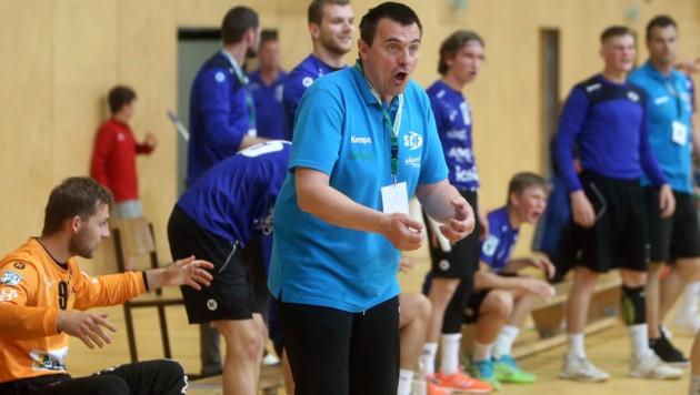 Uros Serbec ist nicht mehr Trainer in Ferlach. (Bild: Kuess)