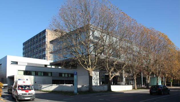 Das Dornbirner Stadtspital. (Bild: Krankenhaus Dornbirn)