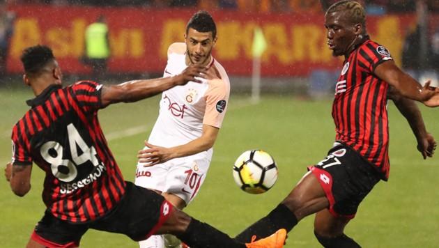 Es war einmal: Galatasaray gegen Genclerbirligi 2018 (Bild: AFP/Adem Atan)