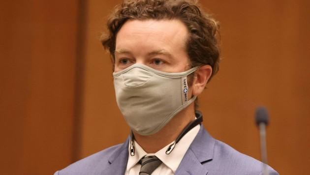 Danny Masterson vor Gericht (Bild: AFP)
