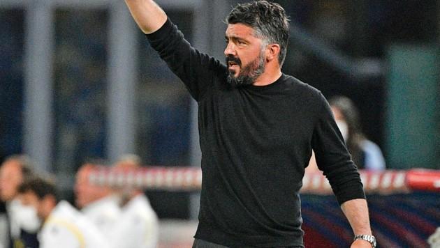 Gennaro Gattuso (Bild: Fabrizio Corradetti / LaPresse)