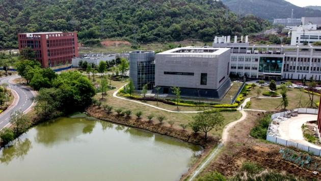 Neue Geheimdienstinformationen heizen die Debatte über einen Labor-Ursprung des Coronavirus wieder an. (Bild: AFP)