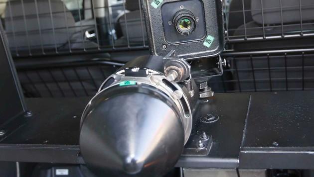 Radarwagen (Symbolbild) (Bild: MARKUS TSCHEPP)