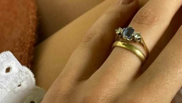 Model Marie Nasemann hat geheiratet! Auf Instagram zeigt sie ihren Ehering. (Bild: www.instagram.com/marienasemann)