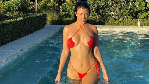 Kourtney Kardashian (Bild: instagram.com/kourtneykardash)