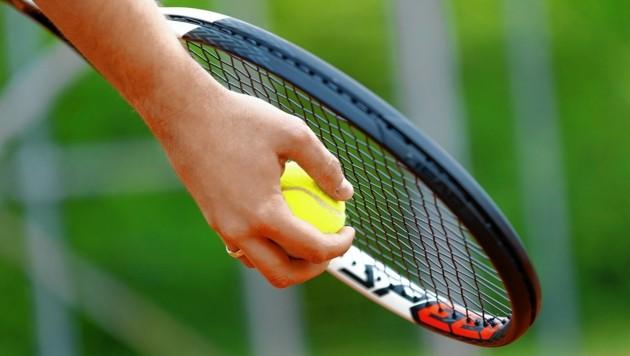Tennisvereine verlassen sich zum Teil auf die Eigenverantwortung der Spieler. (Bild: GERHARD SCHIEL )