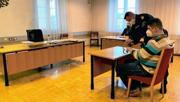 Der Slowene (33) war am Karawankentunnel mit 50 Kilogramm Cannabis erwischt worden. (Bild: Wassermann Kerstin)