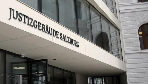 Ab Dienstag wird der Terror-Fall in Salzburg verhandelt. (Bild: Tröster Andreas)