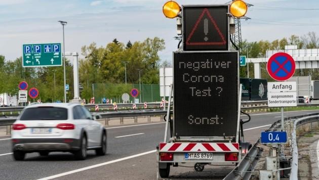 Das Reisen nach Deutschland wird ab 10. Juni wieder um einiges unkomplizierter als bisher. (Bild: Stiplovsek Dietmar)