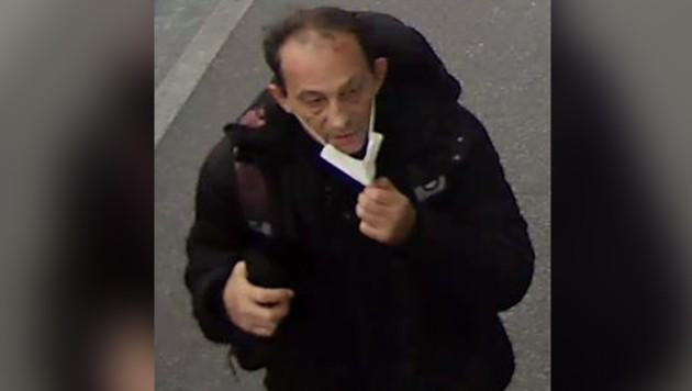 Die Polizei fahndet nach diesem Verdächtigen. (Bild: LPD Steiermark)