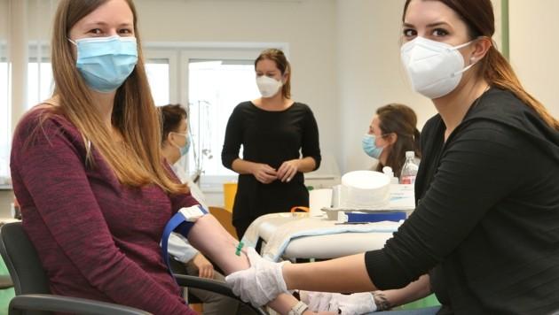 Am 6. Juni werden neue Stammzellenspender gesucht (Bild: Jens Krauss)
