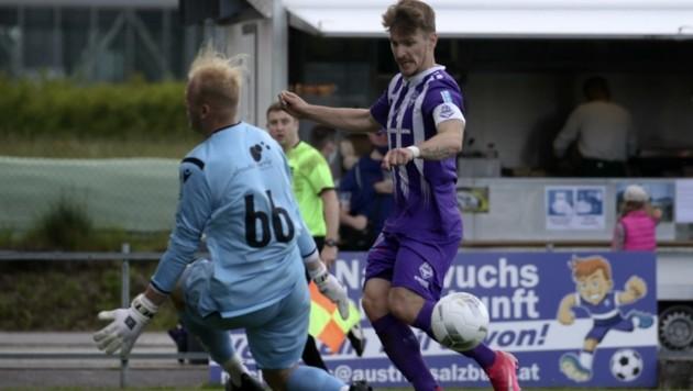 Austria-Kapitän Marco Hödl (re.) ist erleichtert, endlich wieder vor Fans spielen zu dürfen. (Bild: Tröster Andreas)