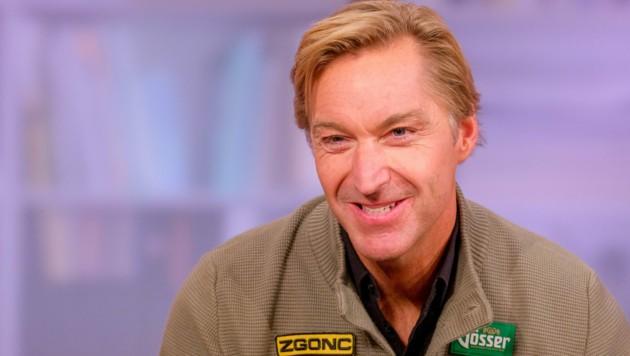 """Hans Knauß ist beliebt im ORF: Hier in der Sendung """"Stöckl"""" am 19.11.2020 (Bild: Günther Pichlkostner / First Look / picturedesk.com)"""