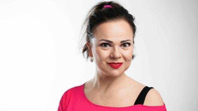 Kabarettistin Marion Petric (Bild: Marija-M. KANIZAJ)