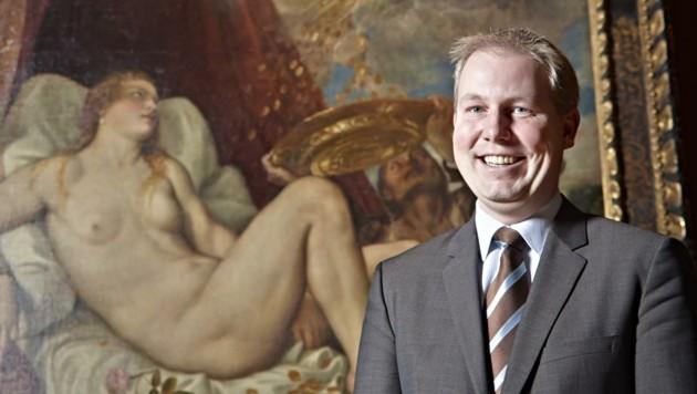 Paul Frey, Geschäftsführer des Kunsthistorischen Museums in Wien (Bild: Sebastian Reich)