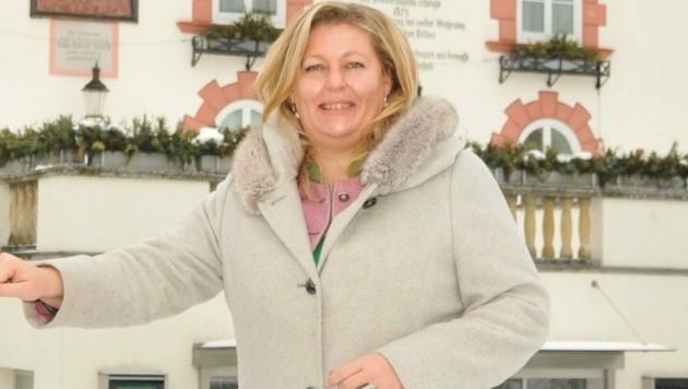 Bürgermeisterin Eunike Grahofer geht nach gerade mal vier Monaten. (Bild: RENE DENK)