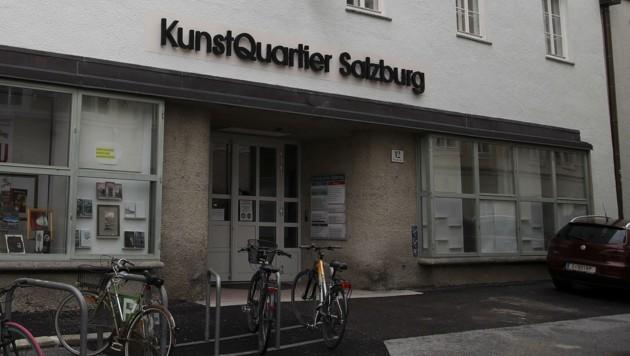 """KunstQuartier Salzburg, die neue Heimat der """"Mayrischen"""". (Bild: Tröster Andreas)"""