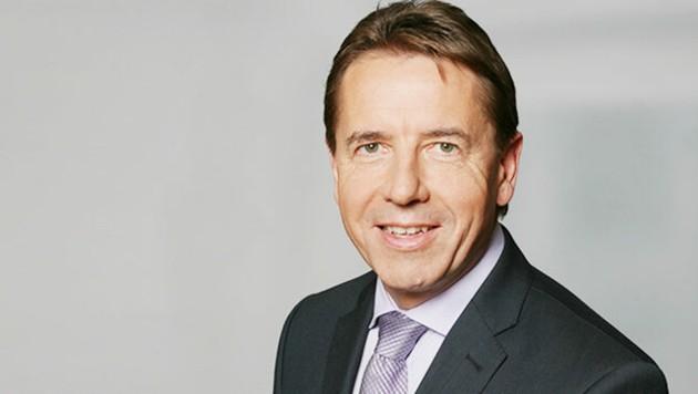 Erwin Angerer wird neuer FP-Chef in Kärnten. (Bild: FPÖ)
