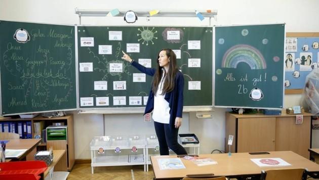 Es ist fix: Endlich mehr Lehrerinnen und Lehrer für Wien (Bild: Reinhard Holl)