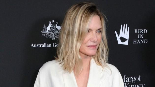 Michelle Pfeiffer (Bild: APA/Sarah Morris/Getty Images/AFP)