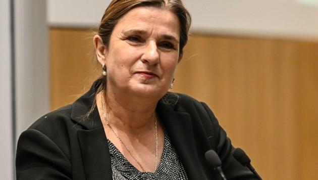 Virologin Dorothee von Laer von der Medizin-Universität Innsbruck (Bild: LIEBL Daniel)