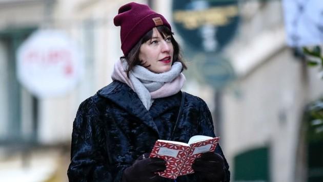 Schriftstellerin Katharina Ferner (Bild: Tröster Andreas)