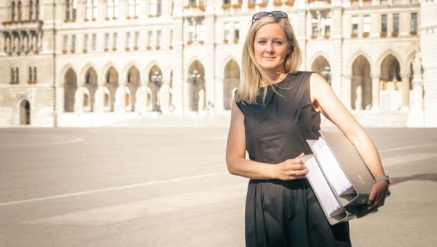 Isabella Strnad (Bild: GARIMA SMESNIK)
