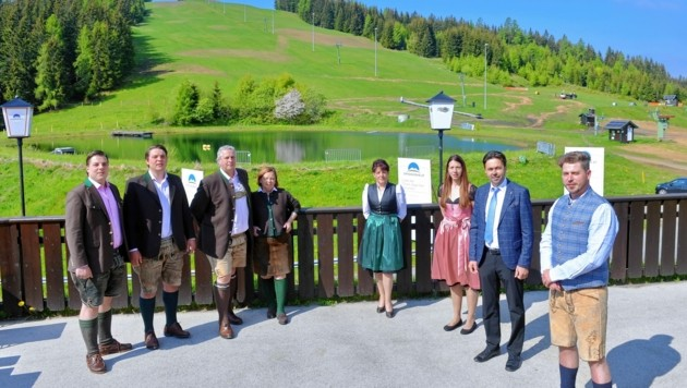 Auf der Simonhöhe freuen sich alle auf die Sommersaison. Bei der Gastronomie zählt der 3G-Nachweis gegen Covid. (Bild: Ingolf Wachs)