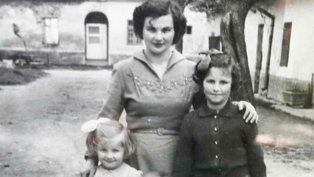 Ein Schnappschuss aus dem Familienalbum von Mayer-Höttinger. (Bild: zVg)
