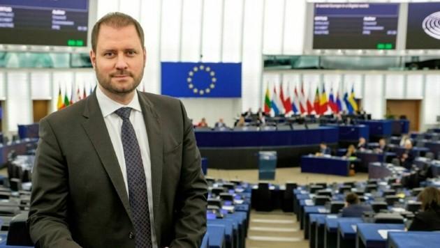 Sagartz wird wieder Pendler zwischen Brüssel und Straßburg (Bild: ÖVP Burgenland)