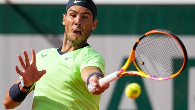 Rafael Nadal (Bild: AP)