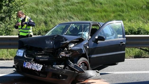 Vom 18-jährigen Unfalllenker fehlte anfangs jede Spur. (Symbolbild) (Bild: P. Huber)
