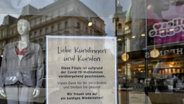 Wien hat laut eigenen Angaben rund 50 Corona-Hilfsmaßnahmen auf Schiene gebracht. Deren Volumen wurde mit 600 Millionen Euro angegeben. (Bild: APA/HERBERT NEUBAUER)