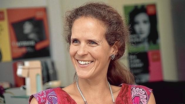 Nora Schmid Intendantin der Grazer Oper Opernhaus Graz (Bild: Krone)