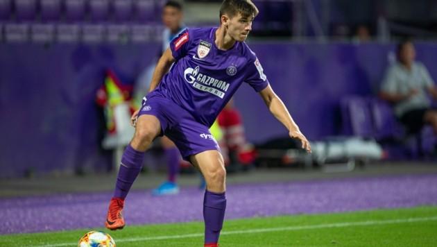 Ex-Austrianer Mateo Tadic kämpft sich bei Leobendorf zurück ins Fußball-Leben. (Bild: GEPA pictures/ David Bitzan)