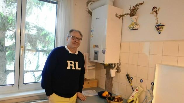 Raoul K. erfuhr erst nach Tagen vom seltsamen Verkauf an seine 85-jährige Mutter. (Bild: Gerhard Bartel)