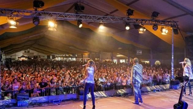 Das Volksfest in Gols wurde aufs nächste Jahr verschoben. (Bild: Gemeinde Gols)