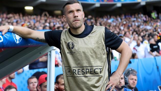 Lukas Podolski (Bild: GEPA )