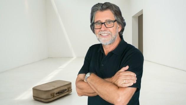 Fotograf und Autor Leo Fellinger (Bild: Herbert Rohrer)