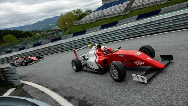 Der Drexler Formel Cup hat schon am Red Bull Ring Halt gemacht. (Bild: Dieter Hartung/autosport.at)