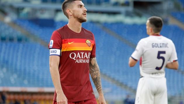 Lorenzo Pellegrini (Bild: AP)