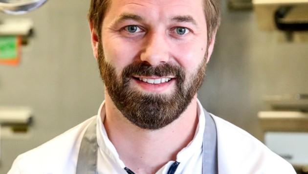 Chefkoch Josef Ramsauer (32) (Bild: Tröster Andreas)