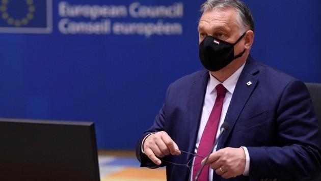 Der ungarische Premier Viktor Orban will jede Art von Migartion für zwei Jahre verbieten. (Bild: AFP or licensors)