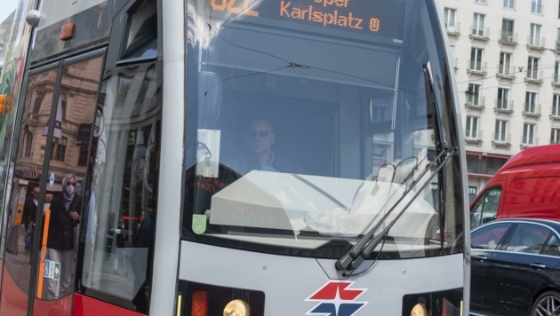 """""""U2Z"""" ersetzt im gesperrten Teilbereich die U. (Bild: Brenek Malena)"""