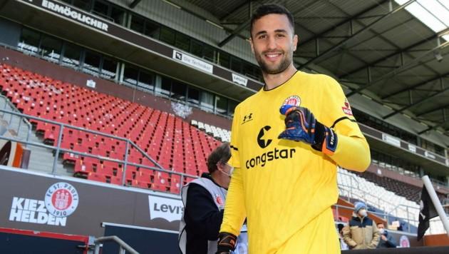 Dejan Stojanovic befindet sich derzeit auf Heimat-Urlaub im Ländle. (Bild: GEPA pictures)