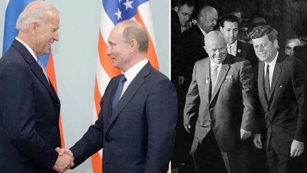 (Bild: AFP, APA/AFP/INTERFOTO, Krone KREATIV)